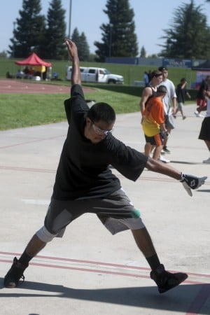 Lodi handball tournament finds two winners