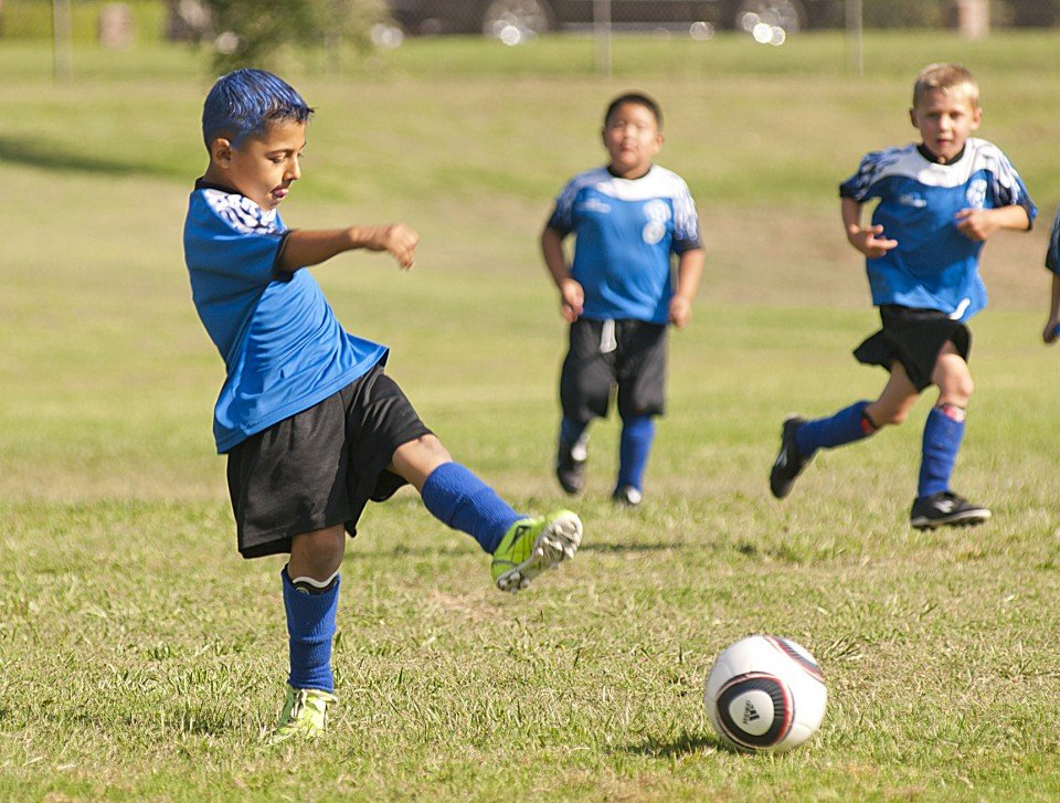 Lodi Parks & Recreation Tot Soccer League