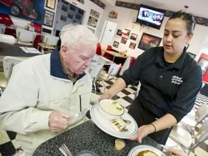 Hollywood Cafe celebrates two years in business