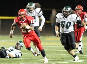Lodi Flames defend home turf in historic win