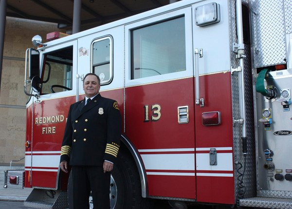 Lodi's former fire chief starts new job