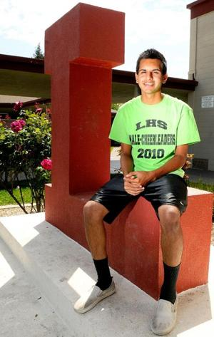 Priyank Patel one of three Lodi Unified School District students named Dell Scholars