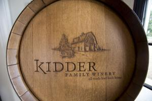 Kidder Family Winery blends fruit-heavy reds in Lodi barn