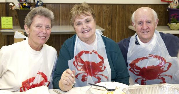 Sister City crab feed