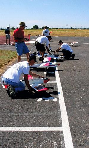 Radio control planes rule skies in Lodi on weekends