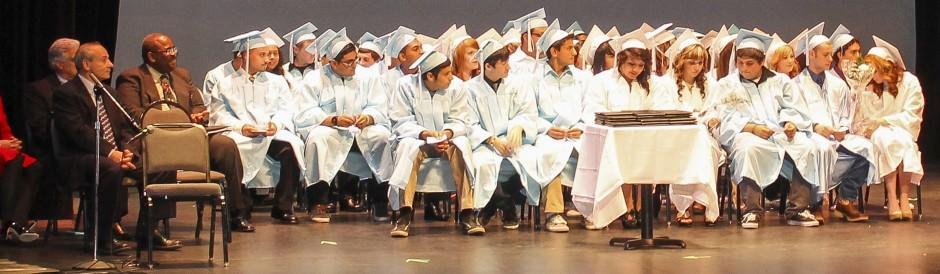 Liberty High School students overcome obstacles