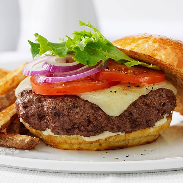 Time and finesse are needed to cook delicious, juicy burgers