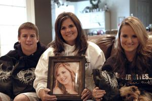Steele family is thankful for community's support after losing daughter