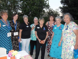 Soroptimists elect new officers for 2014-15