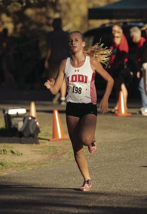 Running with the Wildcats: Lodi's Boynton signs with Chico State cross country and track