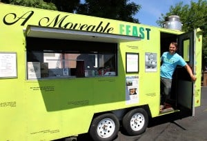 Sandwiches, fine grub rolls into Lodi with A Moveable Feast
