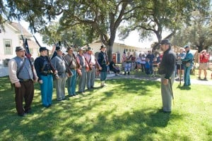 Civil War history comes to life in Lockeford