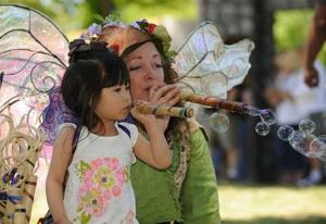 Spend the day with well-known characters at the San Jose Fantasy Faire