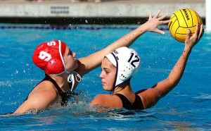 Tokay Tigers hang tough against defending champs in girls water polo