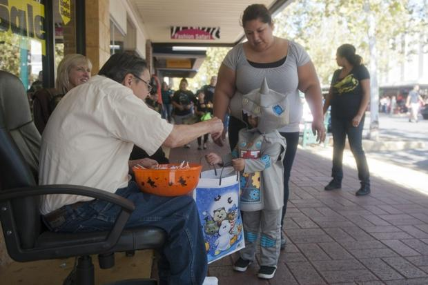Downtown Trick-or-Treat & Fall Festival