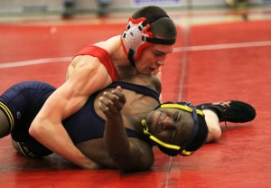 Lodi tops West, remains perfect at wrestling dual meets