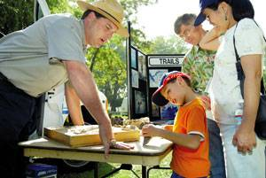 Lodi's Salmon Festival educates public about environment