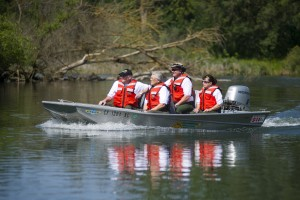 STARS boating unit sets sail on Mokelumne River