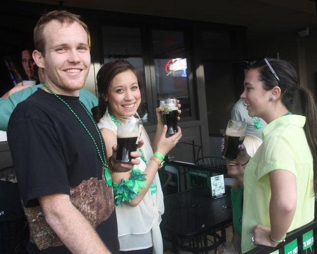Lodi becomes Irish for a day