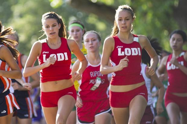 Lodi Flames girls, boys finish 1-2 at cross country invitational