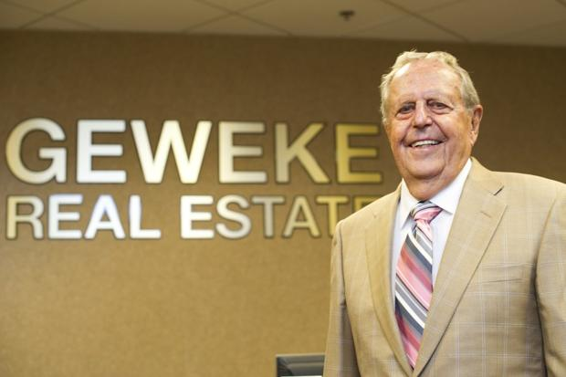 Daryl Geweke honored for strides in business