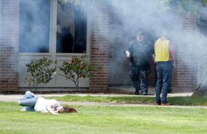 Emergency drills held at Galt High School