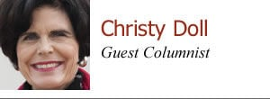 Christy Doll: The homeless need shelter when the weather is extreme