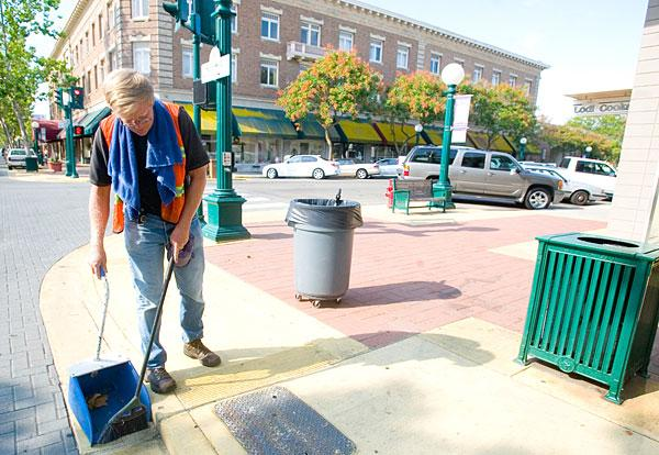 City of Lodi teams with organization to provide jobs for people with disabilities