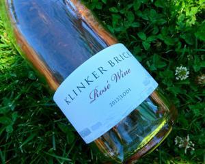 Klinker Brick's Lodi Rose is the ideal summer wine
