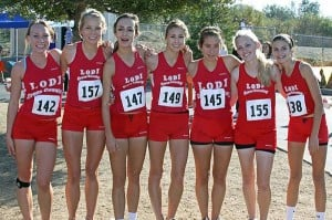 Running wild: Lodi Flames headed to state cross country meet