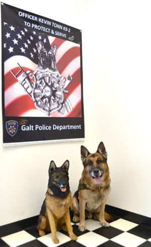 Galt businesses honor fallen Police Officer Kevin Tonn