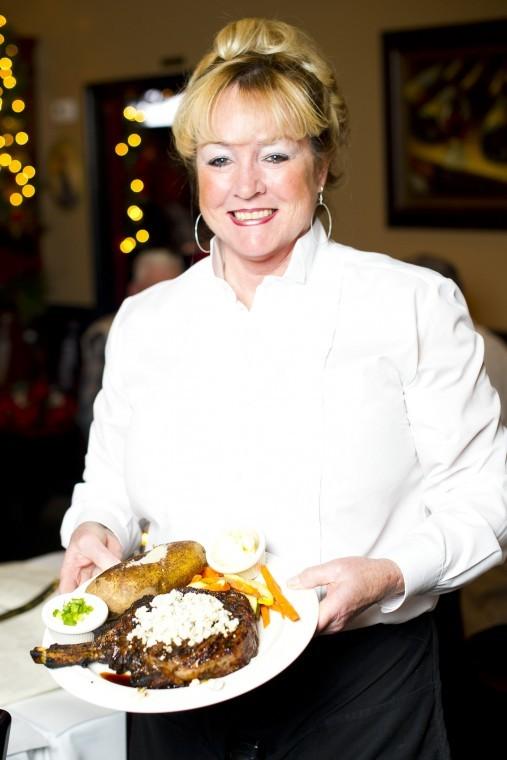Steak, seafood make Woodbridge Inn Steakhouse an area favorite