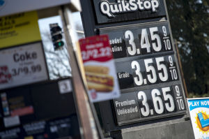 Lodi gas prices, already lower than state average, drop slightly for holidays