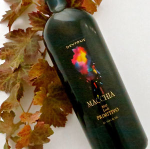 Macchia's 2012 Lodi Primitivo is smooth and tart-edged