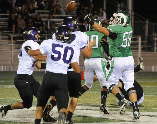 Woodbridge resident Joey Carl making most of life in the trenches