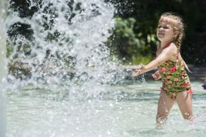 Weekend heat expected to scrape the century mark