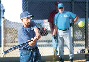 Senior softball league celebrates 25 years
