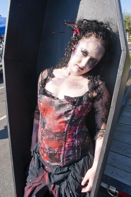 Lodi Zombie Walk promo