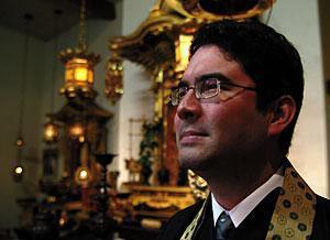 Buddhist church names new minister