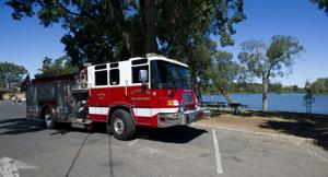 City employees save woman pulled from Lodi Lake