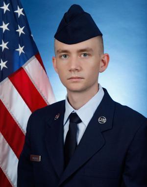 Air Force Airman Daniel A. Swanson