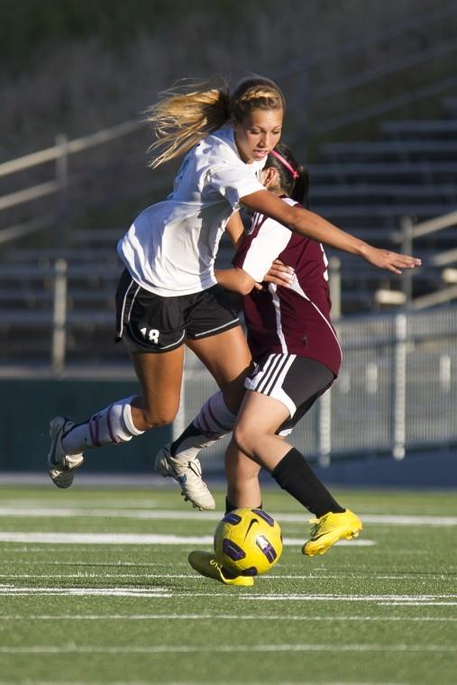 Tokay Tigers play their way into girls soccer playoffs