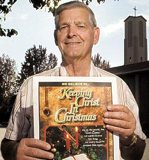 Campaign begins to 'keep Christ in Christmas'