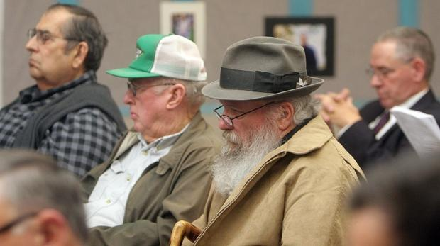 Ed Steffani steps down after Bryan Pilkington ends North San Joaquin Water Conservation District meeting early