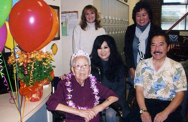 Lodi resident Mildred Takaki celebrated 100th birthday this month