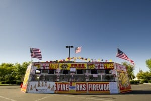Local fireworks booths ready for July 4