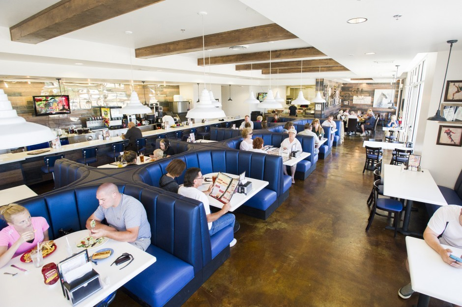 Galt's new Velvet Grill & Creamery family restaurant serves up atmosphere, flavor and dessert