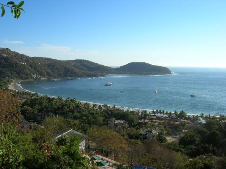 Zihuatanejo Bay