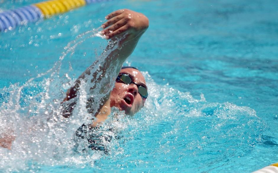 Three Tokay Tigers, three Lodi Flames advance to swimming finals