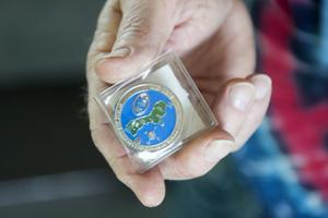 Modern day treasure hunters gather to search at Micke Grove Park